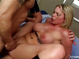 Anal Double Penetration Hardcore Teen Threesome