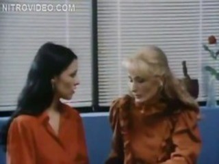Hyapatia lee and sheila stone in the golden age of porn