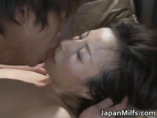 Asian Japanese Kissing MILF