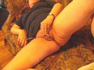 """Wife Masturbates To Orgasm On Couch"""" class=""""th-mov"""