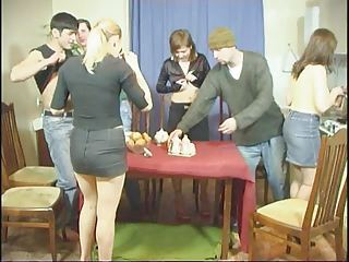 Groupsex Orgy Party Russian Teen