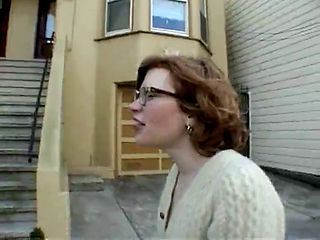 Glasses MILF Public
