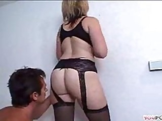 Ass MILF Stockings