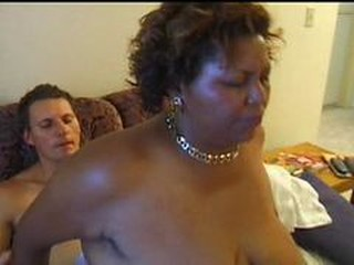 Amateur BBW Ebony Interracial Mature Old and Young
