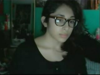Glasses Teen Webcam