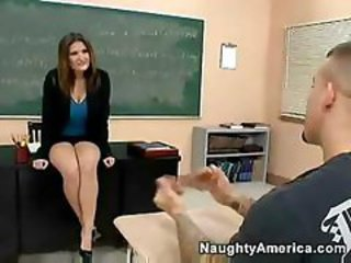 MILF School Teacher