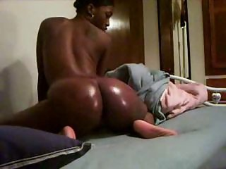 Ass Ebony Oiled Teen