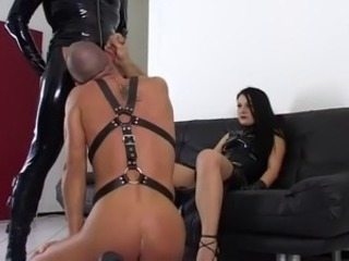 She plays with her Slaves