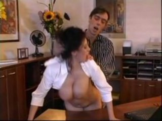 Big Tits Doggystyle Hardcore MILF Natural Secretary