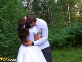 Bride Outdoor Teen
