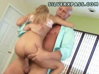 Daddy Daughter Hardcore Old and Young Teen