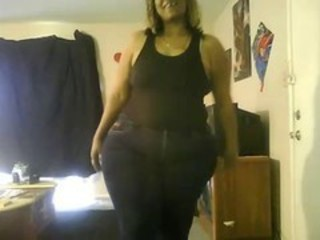 BBW Ebony Mom Webcam