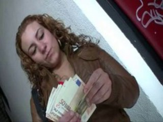 Amateur Cash Spanish Teen