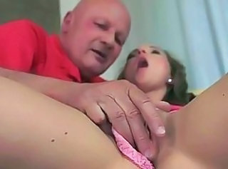 Fisting Old and Young Orgasm