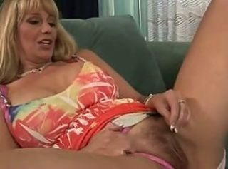 9 Hairy mature Olivia Parrish