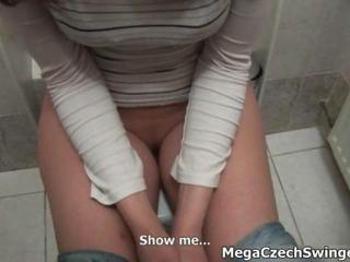 Pov Teen Toilet