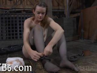 Bdsm Stockings Teen