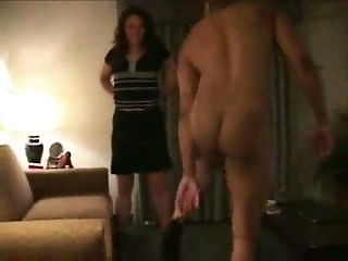 Swinger wife slut creampied by black man   snake