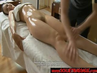 Babe Massage Oiled Teen