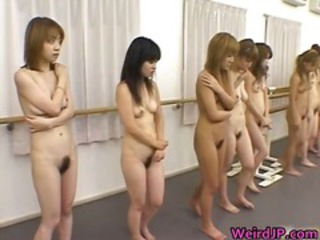 Asian Japanese Nudist Teen
