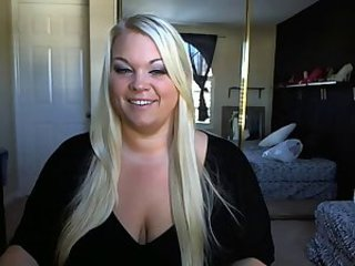 BBW Long hair MILF Webcam