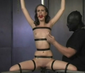 Bdsm Bondage Skinny Small Tits Teen