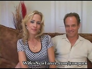 Mature Lady Fucks New Young Love...