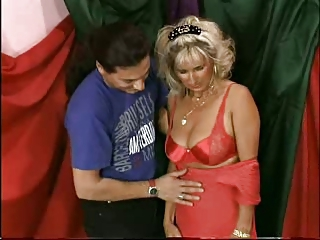 Big Tits European German Lingerie MILF Natural