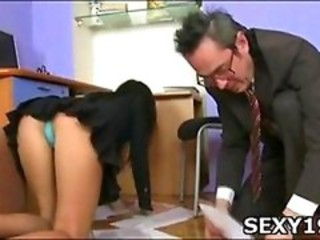 Ass Daddy Old and Young Student Teacher Teen