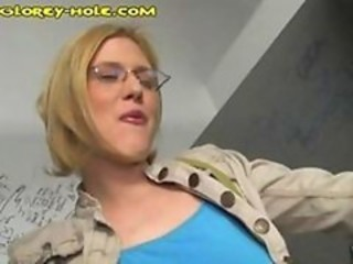 Glasses Gloryhole MILF