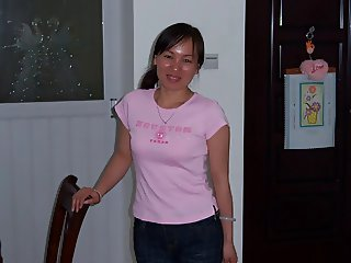 Asiática China Novia Adolescente