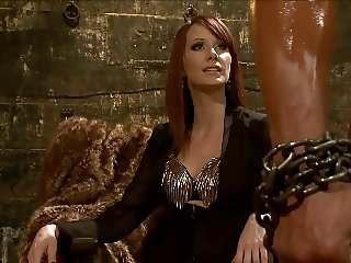 Maitresse Madeline -a very long milking episode