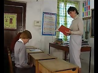 School Teacher Vintage