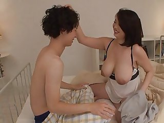 Asian Big Tits Japanese Mature Old and Young
