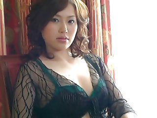 Asian Erotic Japanese Lingerie MILF