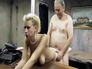 Babe Daddy Doggystyle Old and Young SaggyTits Secretary Vintage
