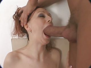 Big cock Blowjob Deepthroat Teen