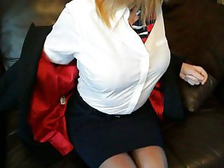 stewardess wife