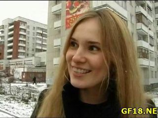 Amateur Girlfriend Outdoor Public Teen