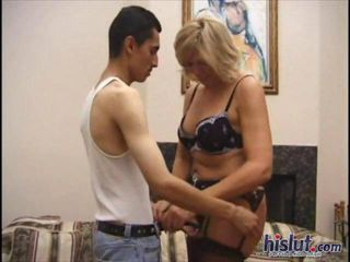Lingerie Mature Mom Old and Young