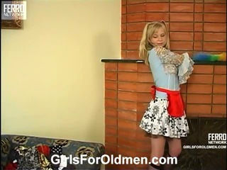 Daughter Old and Young Skirt Teen