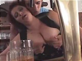 Big Tits Chubby Drunk Mature Nipples