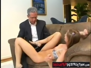 Babe Daddy Daughter Old and Young Teen