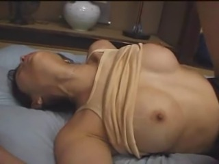 Asian Japanese MILF Orgasm