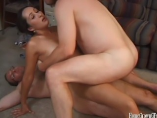 Amateur Double Penetration Girlfriend Hardcore Threesome