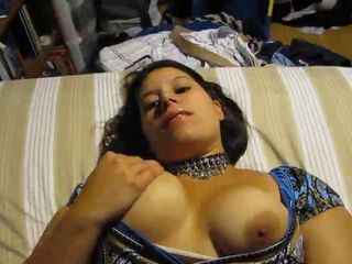 Latina Natural Pov Teen