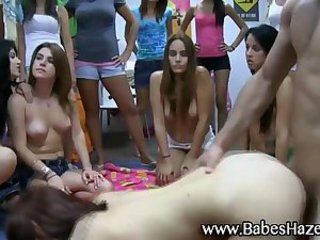 Amateur Doggystyle Party Student Teen