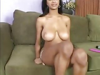 Babe Big Tits Ebony Natural Pornstar SaggyTits