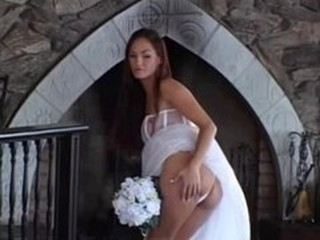 Ass Babe Bride Cute