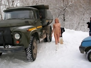 Nudist Outdoor Russian Teen